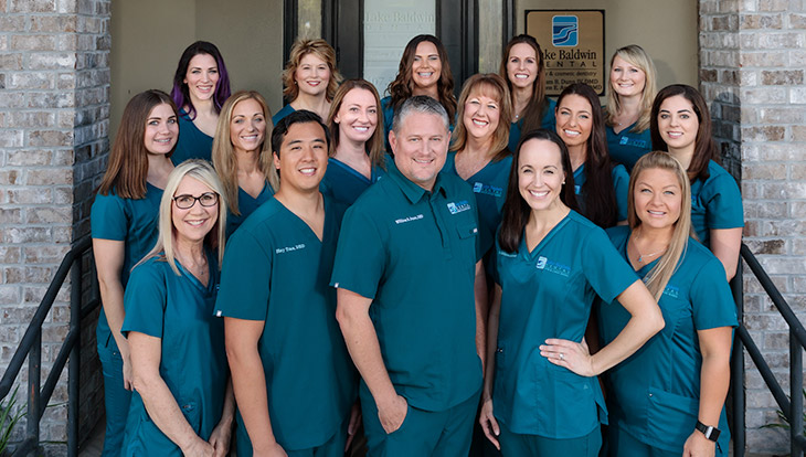 Lake Baldwin Dental Staff