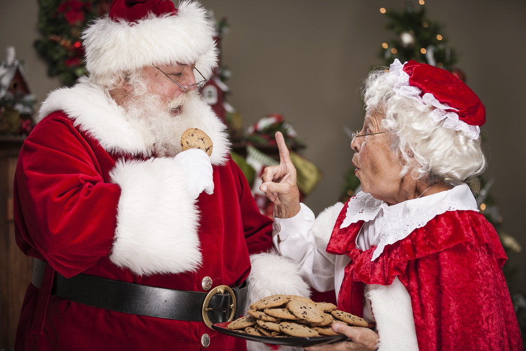Santa Better Watch Out… For Hidden Sugars!