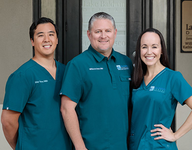 lake baldwin dental doctors